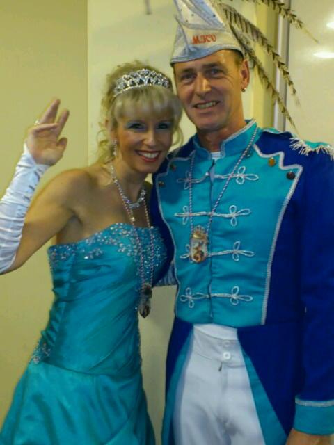 Prinzenpaar 2012/13