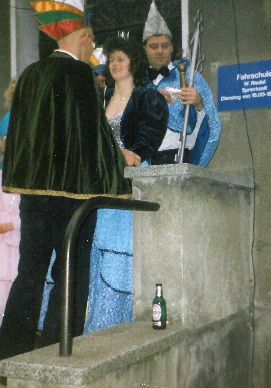 Prinzenpaar 1990/91