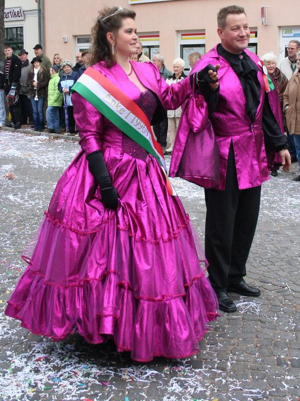Prinzenpaar 1996/97
