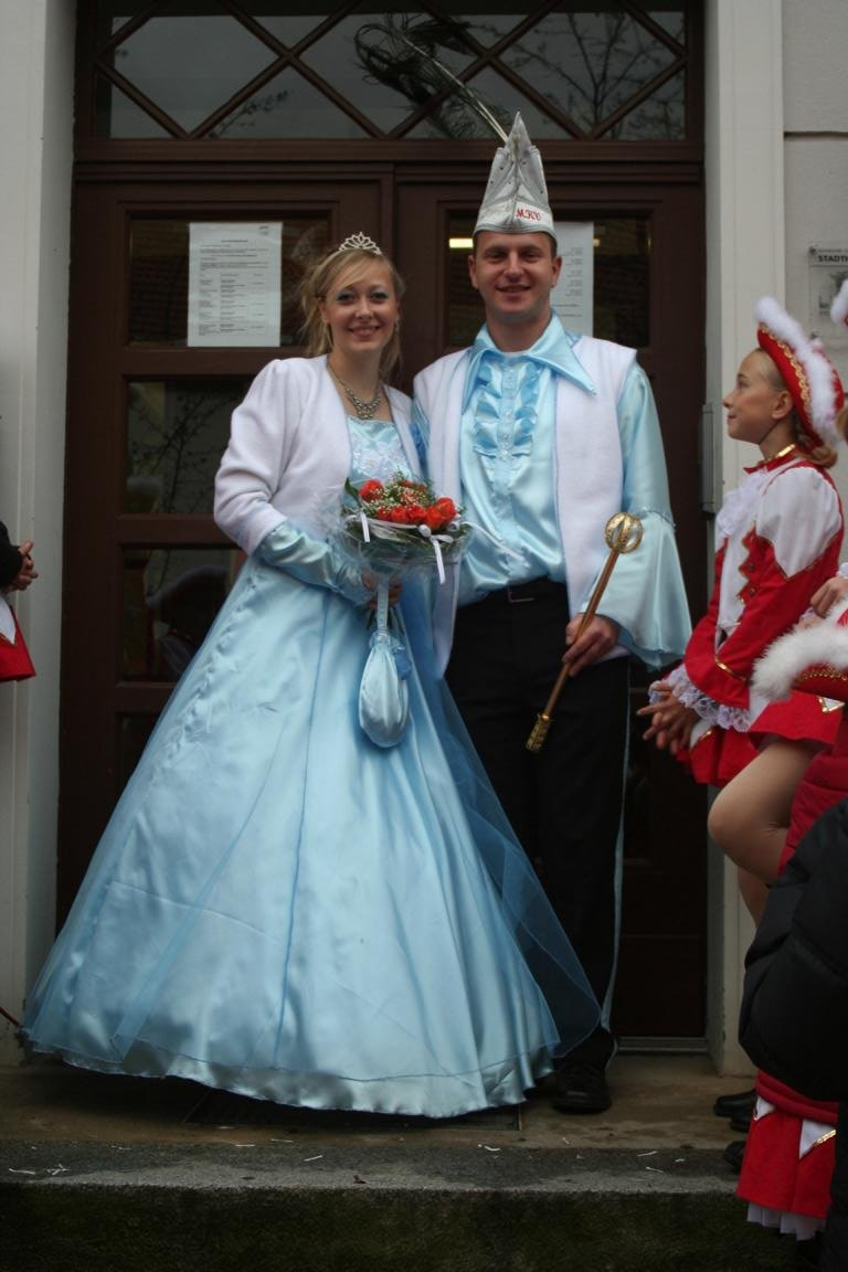 Prinzenpaar 2007/08