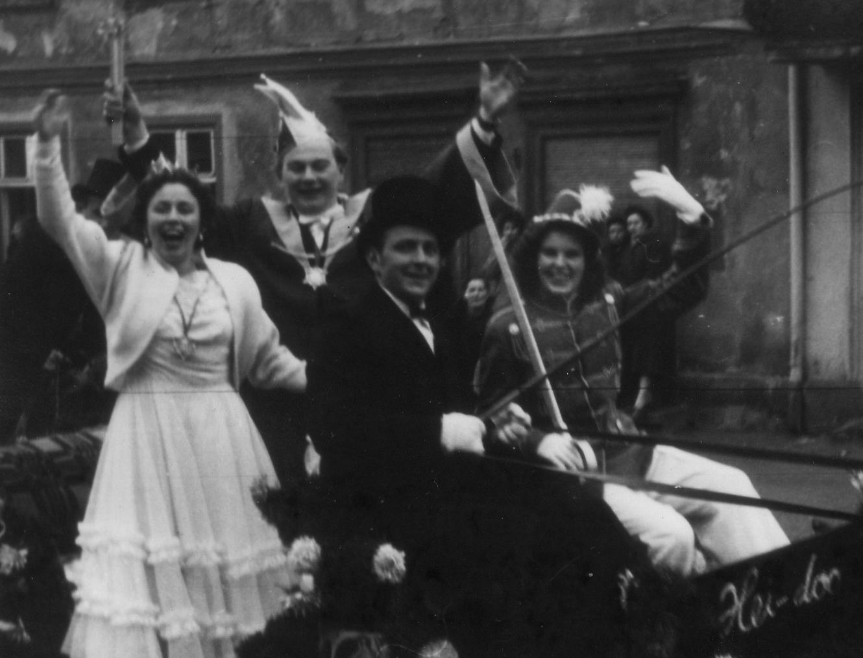 Prinzenpaar 1956/56