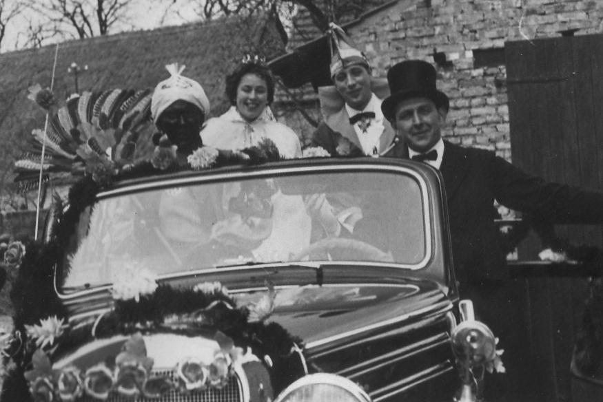 Prinzenpaar 1957/58