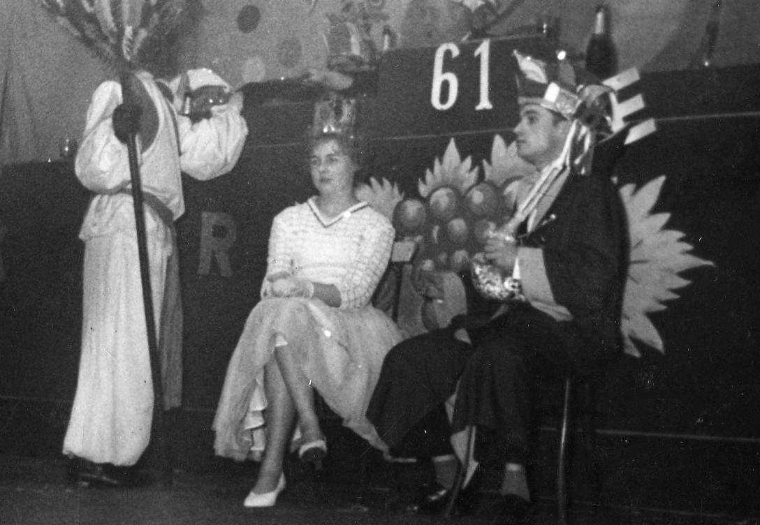Prinzenpaar 1961/62