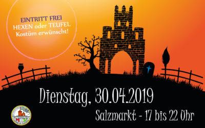 2. Mittenwalder Walpurgisnacht