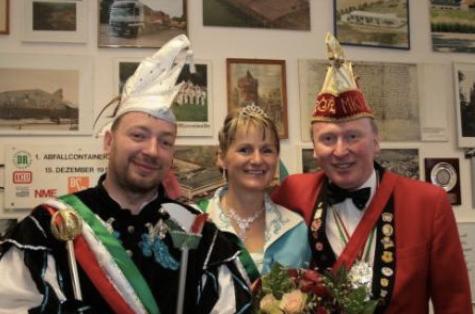 Prinzenpaar 2008/09